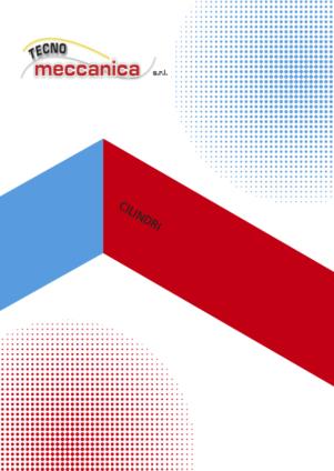 Cilindri - Catalogo Tecnomeccanica