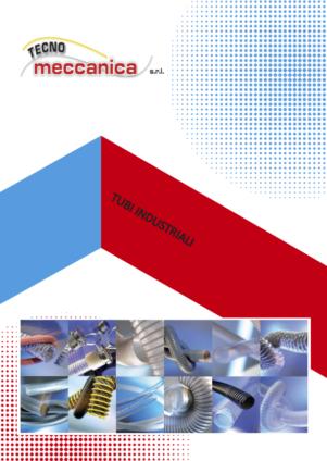Tubi industriali - Catalogo Tecnomeccanica