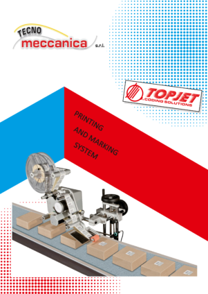 Printing and marking system catalog